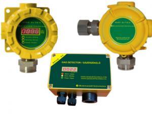 TG/A önálló gázérzékelő készülékek, távadók